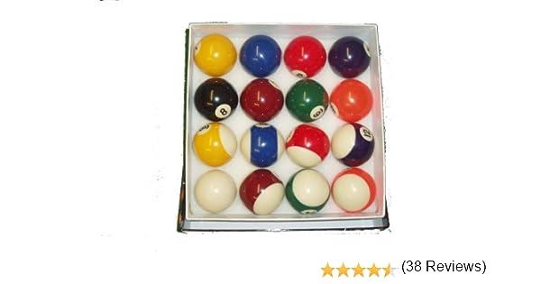 Professional pool ball set Juego de bolas de billar (5 cm), diseño ...