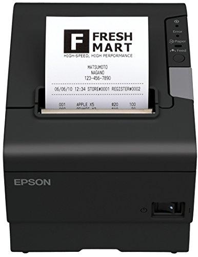 Epson TM-T88V (050) Térmico POS Printer 180 x 180 dpi - Terminal ...