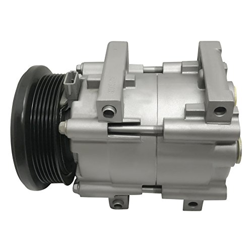 RYC Remanufactured AC Compressor and A/C Clutch EG157 - Mercury Monterey Van