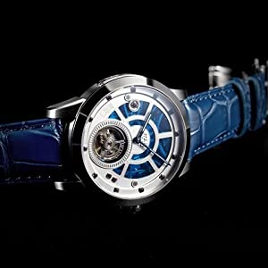 Men Star Wars Limited Edition Series R2D2 Tourbillon Memorigin Watch