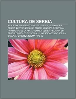 Cultura de Serbia: Academia Serbia de Ciencias y Artes