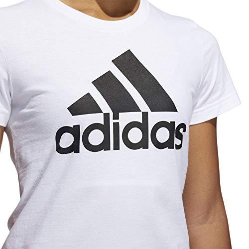 adidas Women's Badge of Sport Tee 7