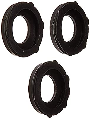 Nelson 50339 | 3pk Outdoor Hose Washers for Quick Connector Sets