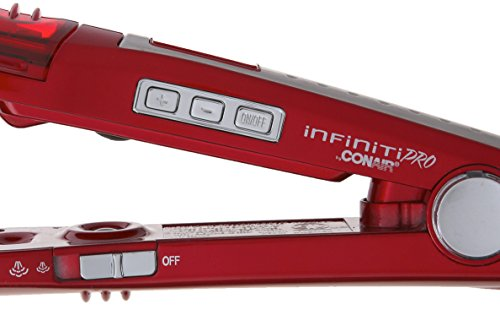 Infiniti Pro By Conair Ionic Steam Flat Iron 1 1 2 Inch