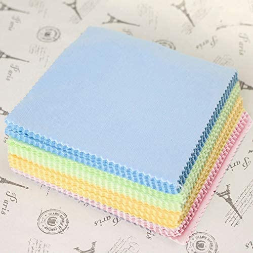 Eyeglasses Professional Soft Microfiber Dust Cloth 2400 PCS Professional Cell Phone Accessory Kits for Mobile Phones