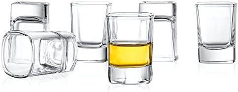 joyjolt-6-pack-heavy-base-shot-glass