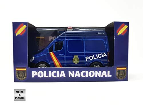 PLAYJOCS FURGÓN POLICÍA Nacional GT-3689 6