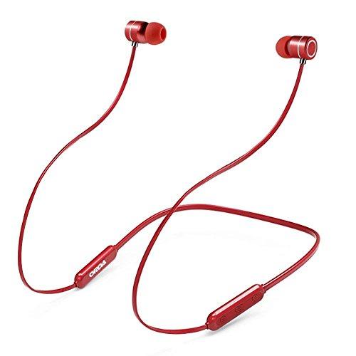 ORDA Bluetooth Headphones Wireless Neckband Earphones,8 Hour