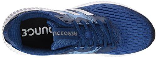 Adidas M Men Aerobounce White Blue Blue White rxrESwq