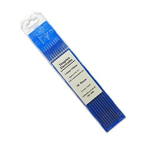 Welding Tungsten Electrodes Lanthanated Electrode Blue Tip(1.6*150mm) - 2