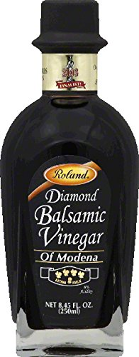 Roland: Diamond Balsamic Vinegar of Modena 8.5 Oz (6 Pack)