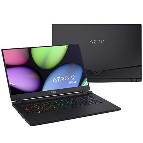 Compare Gigabyte AERO 17 WA-7US1130SO (AERO 17 WA-7US1130SO) vs other laptops