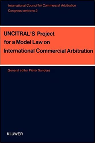 Congress Series: Uncitral'S Project For A Model Law Vol 2 (ICCA Congress Series)