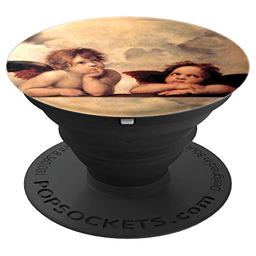 Raphael Putti Cherubs Accessory - PopSockets Grip and Stand for Phones and Tablets
