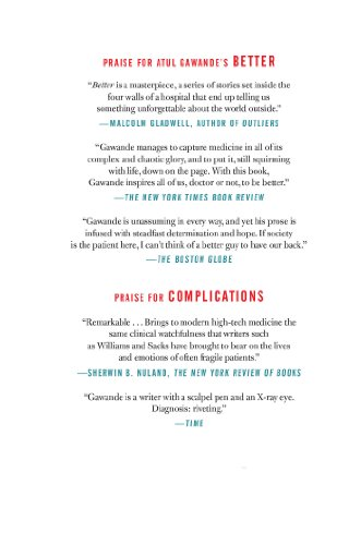 The Checklist Manifesto: How to Get Things Right - http://medicalbooks.filipinodoctors.org