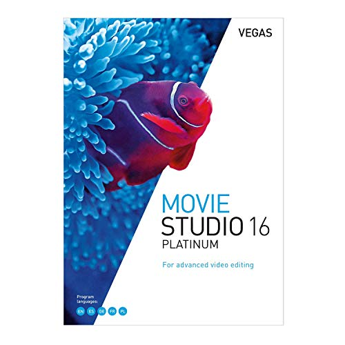 VEGAS Movie Studio 16 Platinum [PC Download] ()