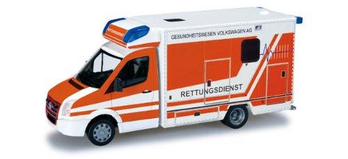 1/87 VWクラフター Fahrtec RTW フォルクスワーゲン・ヘルスサービス車 090087