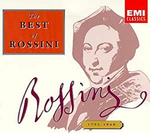 ROSSINI: BEST OF