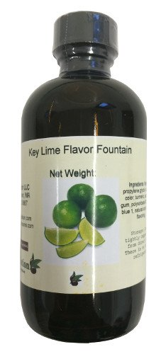 OliveNation Key Lime Flavor Fountain, 4 Ounce -