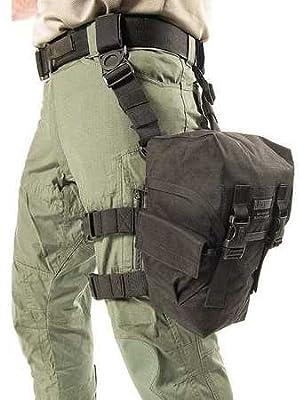 Gas Mask Model: BLACKHAWK! Ultralight Omega Gas Mask Pouch - Coyote Tan by BLACKHAWK! :: Gas Mask Bag :: Army Gas Masks :: Best Gas Mask