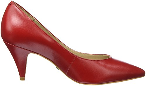 Escarpins London Rouge 16 Semi Red207 7446 Buffalo Cromo Zs Femme fwaqc7