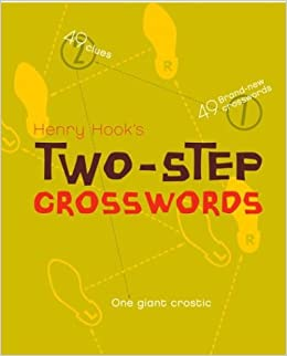 Henry Hook's Two-Step Crosswords