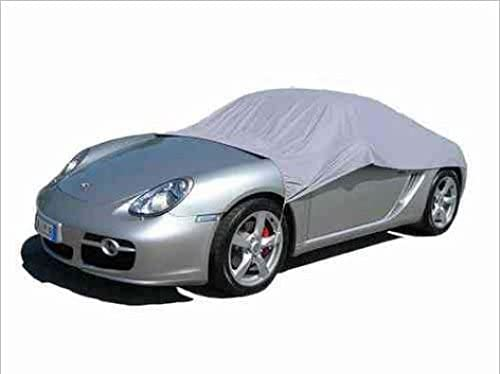 Kley /& Partner Halbgarage Auto Abdeckung Plane Haube wasserdicht UV resistent kompatibel mit Porsche Boxster