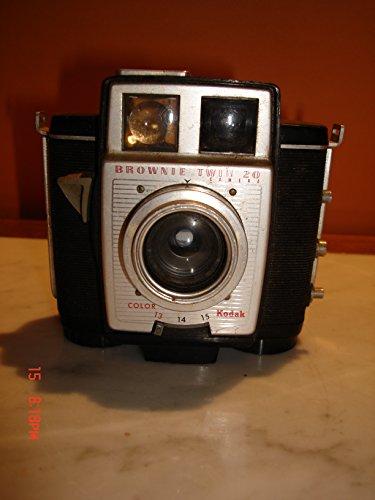 Vintage Kodak Brownie Twin 20 Camera - Bakelite