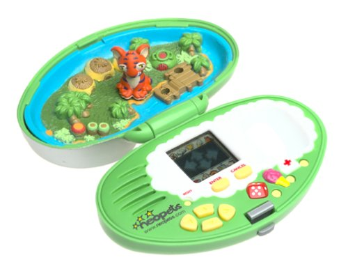 Pocket Neopets Pocket Game System - Kougra