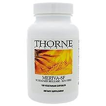 Thorne Research - Meriva-SR - Curcumin Phytosome Supplement - 120 Vegetarian Capsules