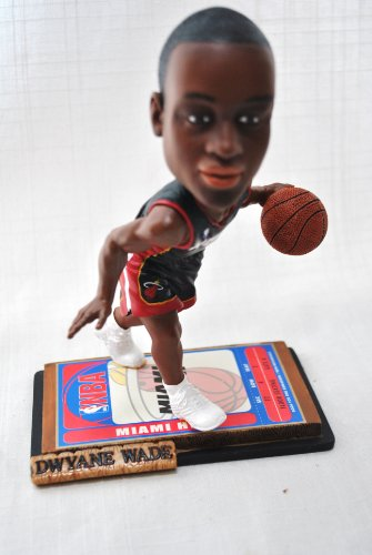 Wade Bobble Head - 8