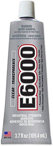(E6000 Craft Adhesive, 3.7 Fluid)