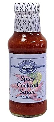 Spicy Cocktail Sauce 12 oz bottle