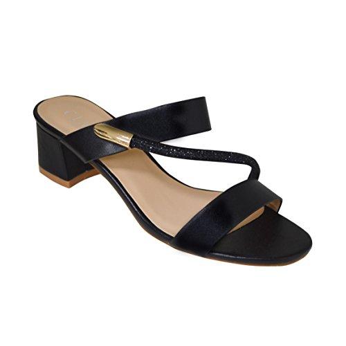 Femme Ciara Ciara Femme pour Noir Sandales Sandales pour Noir Ciara ZTpFq