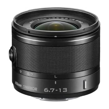 Nikon 1 NIKKOR 6.7-13mm f/3.5-5.6 VR (Black)