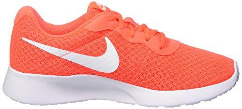 Nike Kvinnor Tanjun Löparskor Totala Crimson / Vit