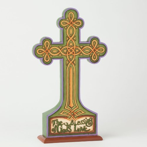 Irish Blessing Cross (Jim Shore Irish Blessing Cross)