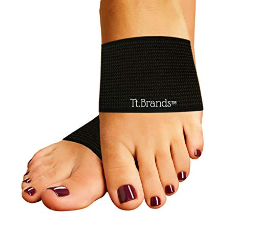 Compression Copper Arch Support Sleeves! 2-Plantar Fasciitis
