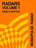 Monopulse Radar, David K. Barton, 0890060304