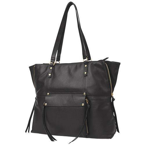 - Kooba Leather Tote (Black)
