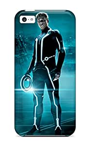 Tpu Iphone Shockproof Scratcheproof Tron Legacy Hard Case Cover For Iphone 5c