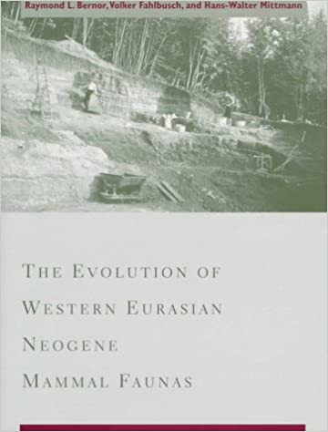 The Evolution of Western Eurasian Neogene Mammal Faunas
