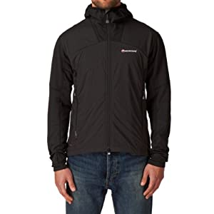 amazon com montane alpha guide jacket aw16 medium black rh amazon com Montane Featherlite Jacket montane alpha guide jacket review