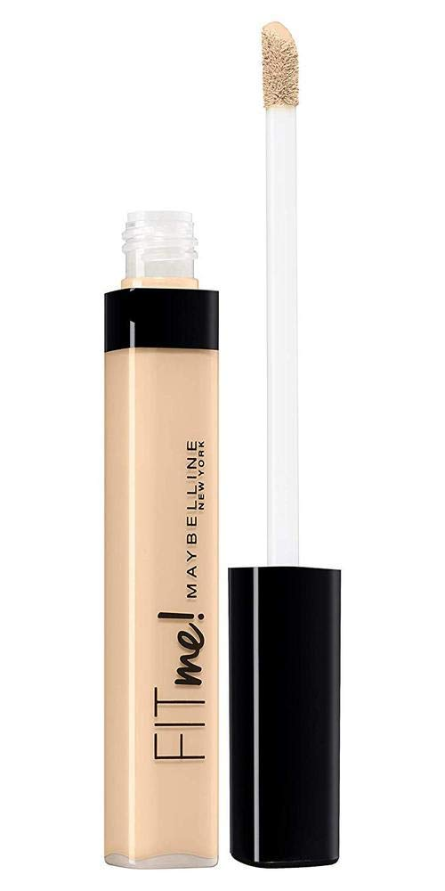 Maybelline Fit Me Corrector de Imperfecciones, Tono 15 Fair pieles claras, 6.8 ml.