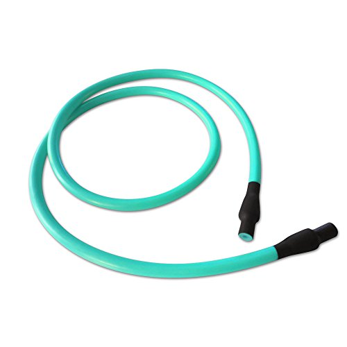 Prism Fitness 10lb Resistance Cable, Durable Rubber Cables Perfect for Exercising and Stretching For Sale