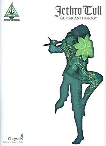 Jethro Tull Guitar Anthology PDF