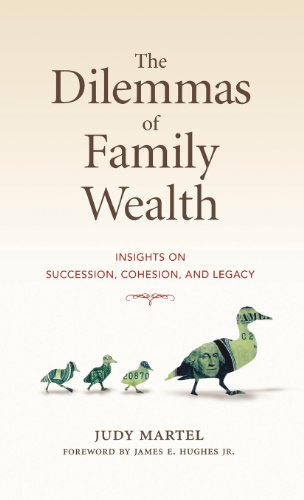 The Dilemmas of Family Wealth: Insights on Succession, Cohesion, and Legacy