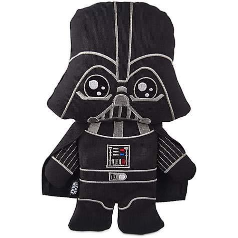 Petco Star Wars Darth Vader Flattie Dog Toy (6