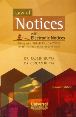 Download Law of Notices ebook