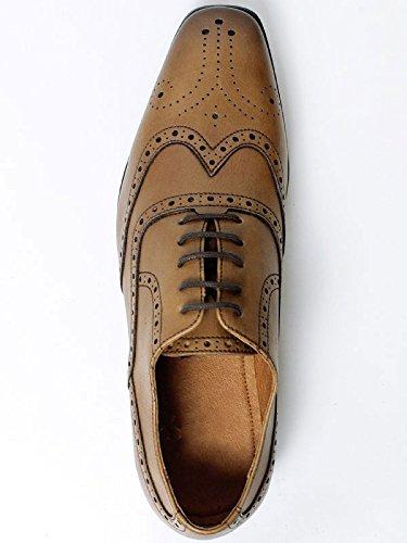 Oxfords Wingtip Will's City Vegan Brogue Shoes XqqSr0wR